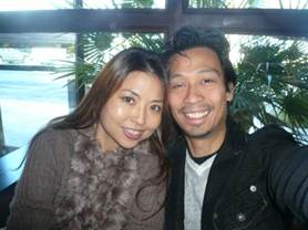 Dwight & Yukiko Aguinaldo