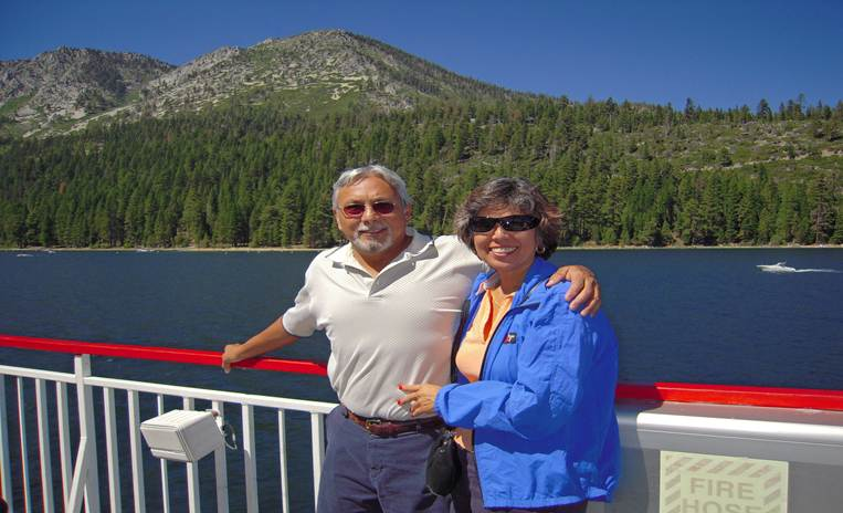 Larry Cabading & Julia Haas
