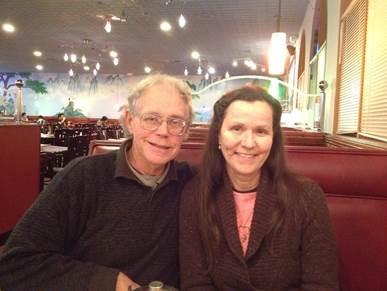 Judi Warren & Alan Ferguson