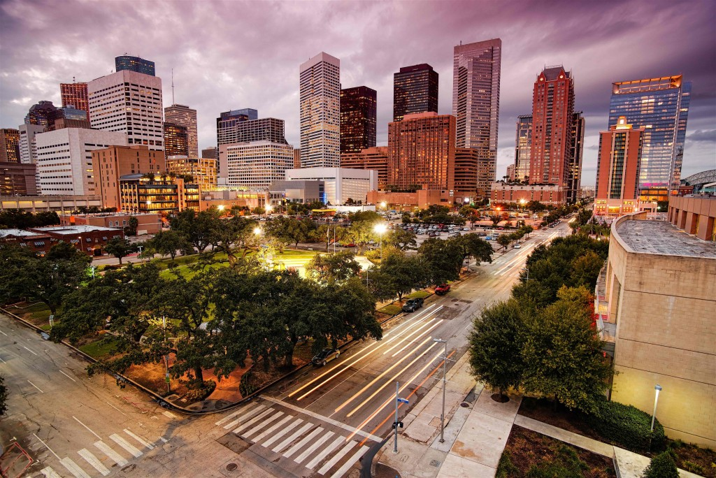 Houston real estate investments