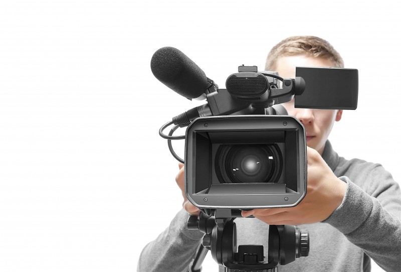 Real estate video marketing