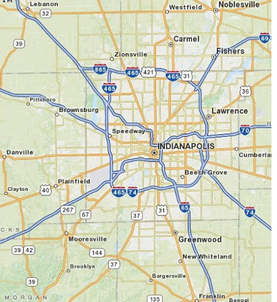 indianapolis-county-map