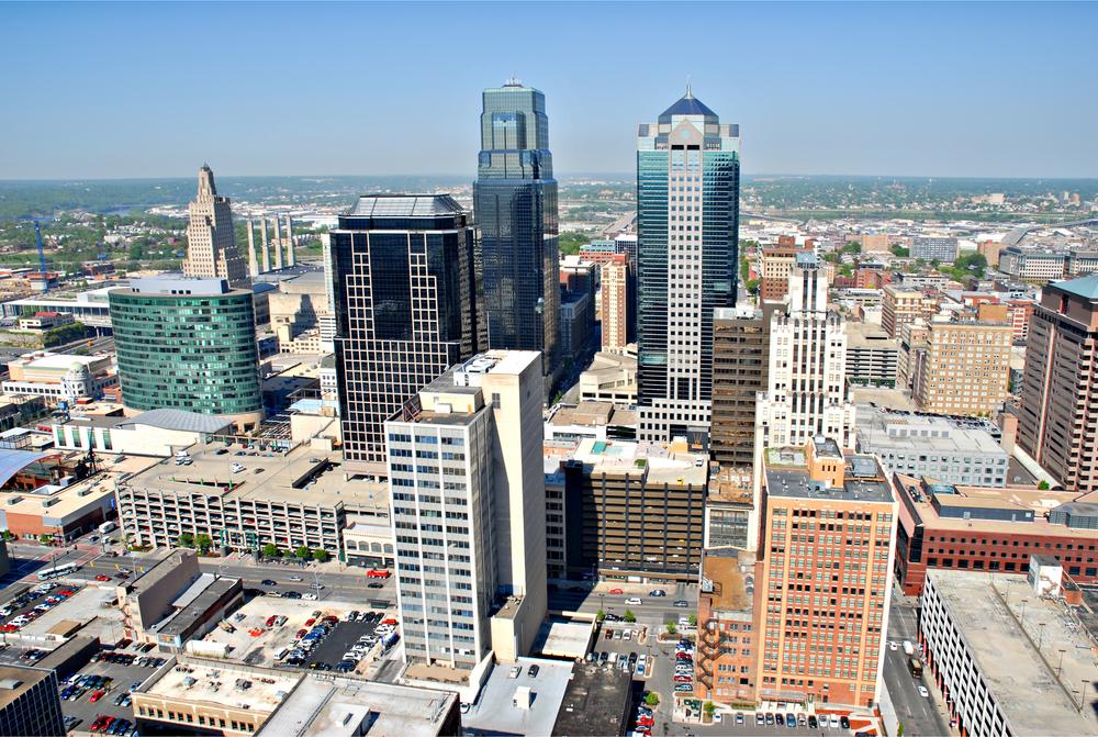 Downtown Kansas City Mo To Mci