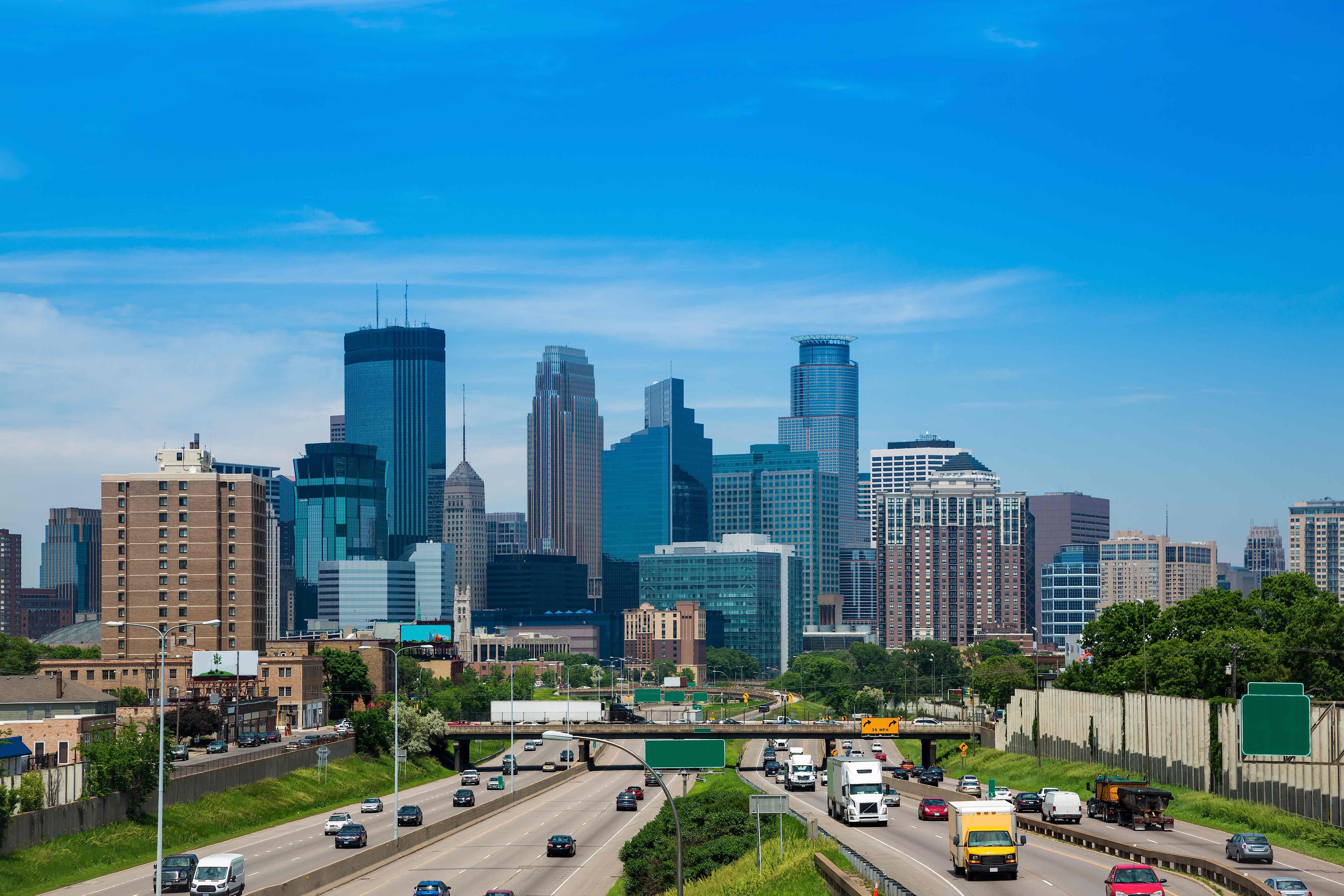 Minneapolis real estate and market trends for Americas home place prices