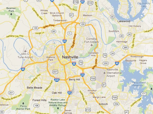 nashville-county-map