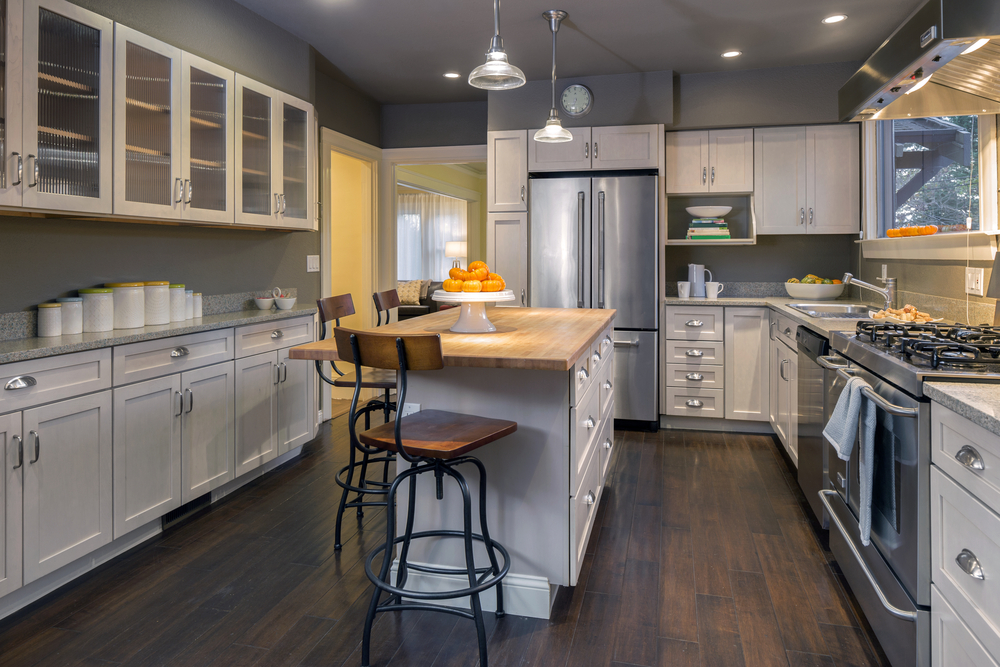 Top 5 kitchen design trends of 2015 for Top kitchen layouts
