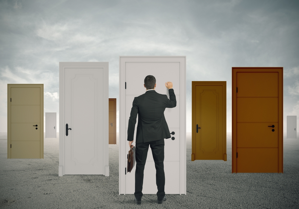 & How To Open The Door To Great Leads