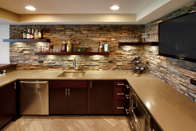 The Most Popular Kitchen Backsplash Trends 2015