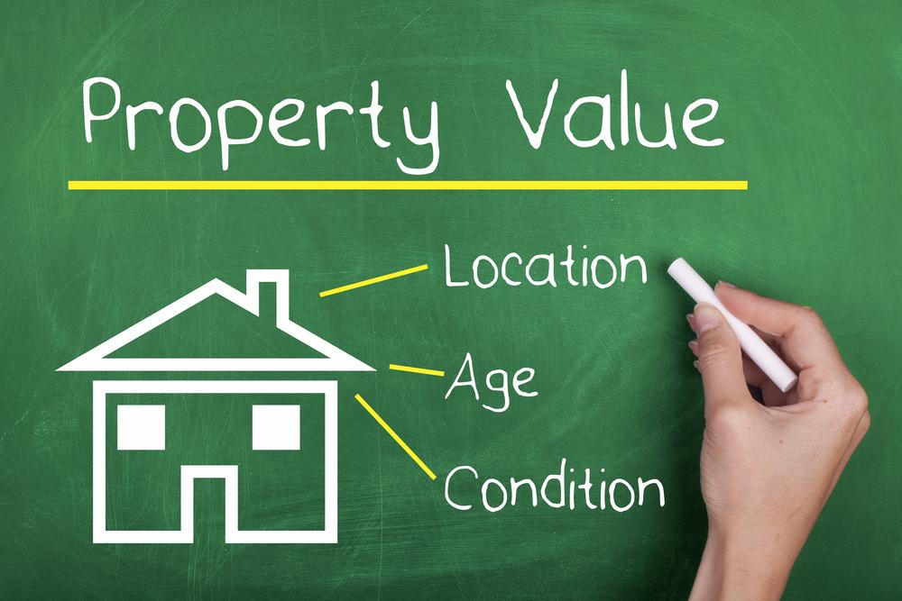 Property value chart