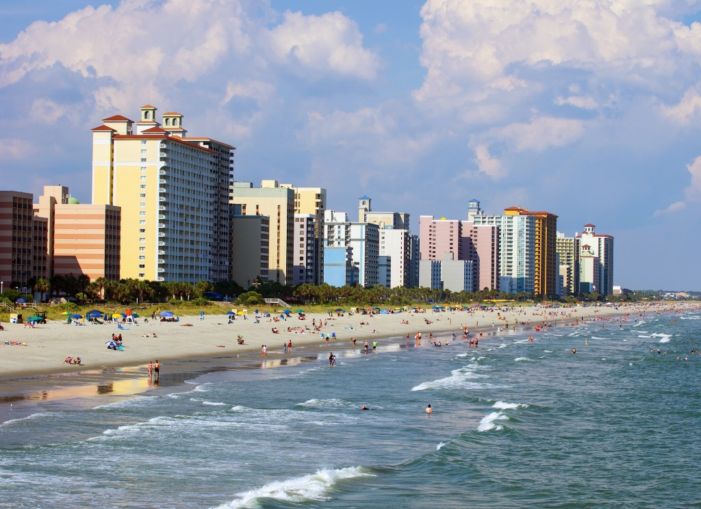 The Myrtle Beach Housing Market In South Carolina Is Currently Midst Of A Massive Recovery Rocked Hard By Collapse And Faced With