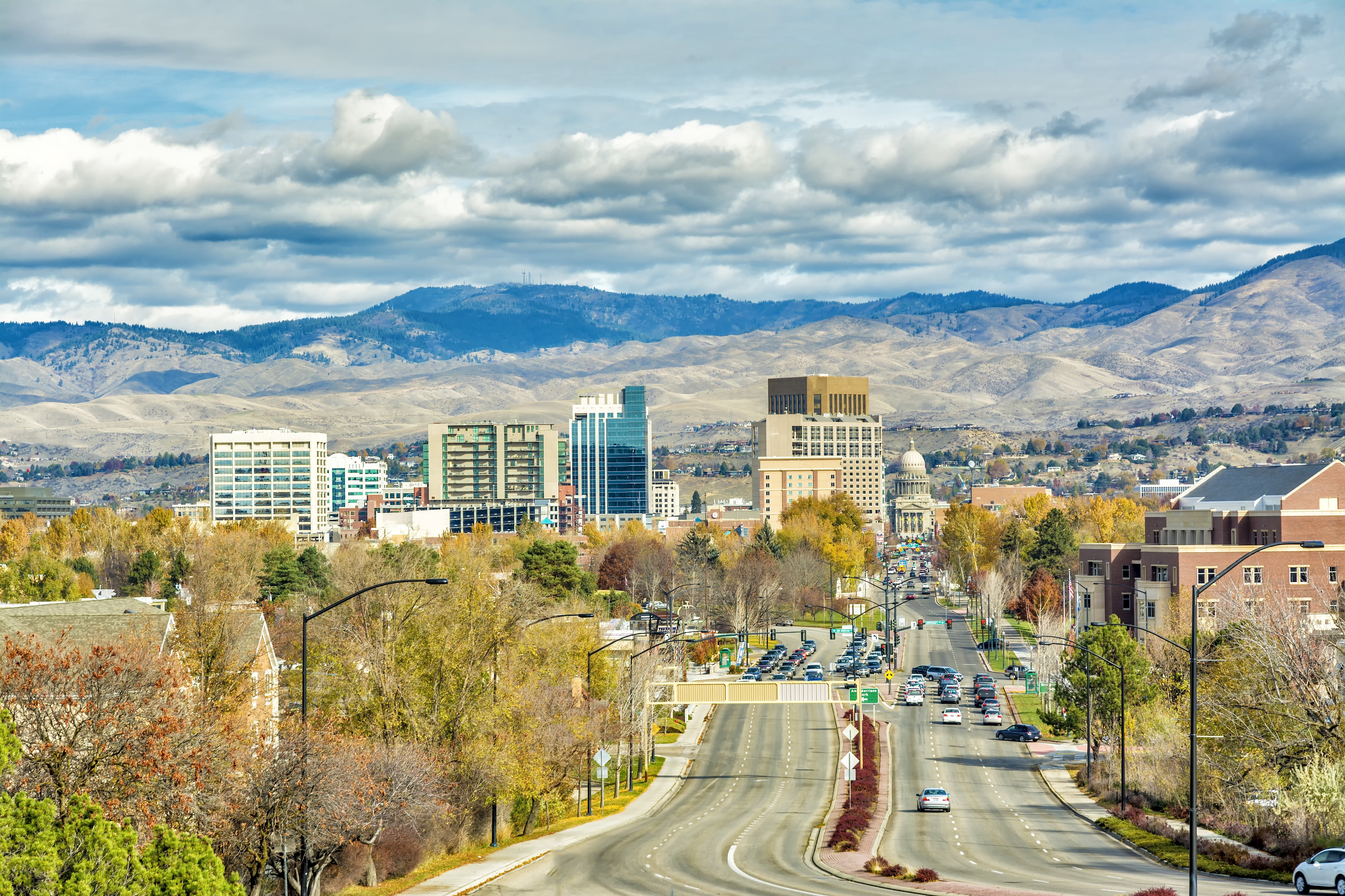 Boise Real Estate And Market Trends