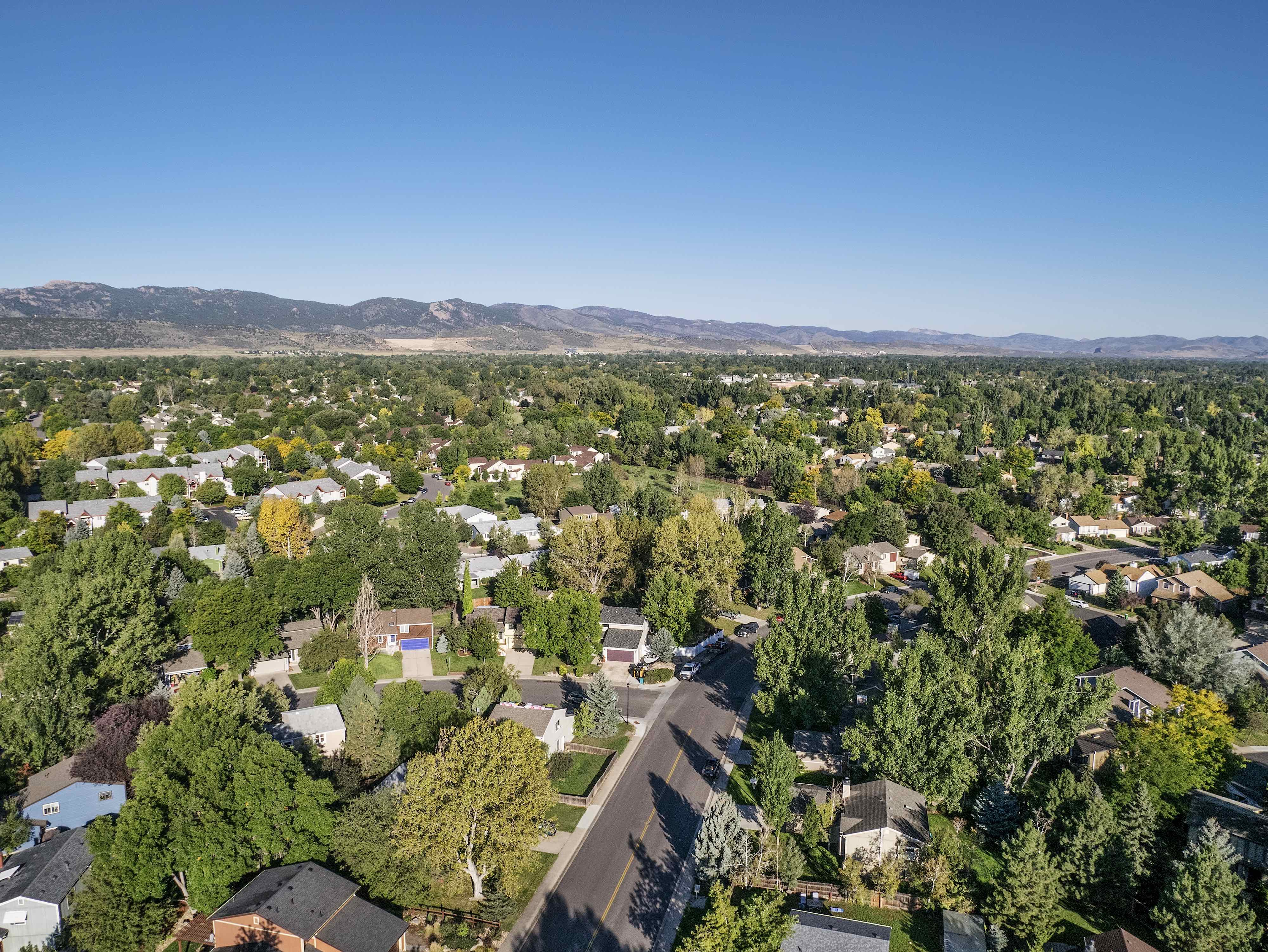 Fort Collins suburb