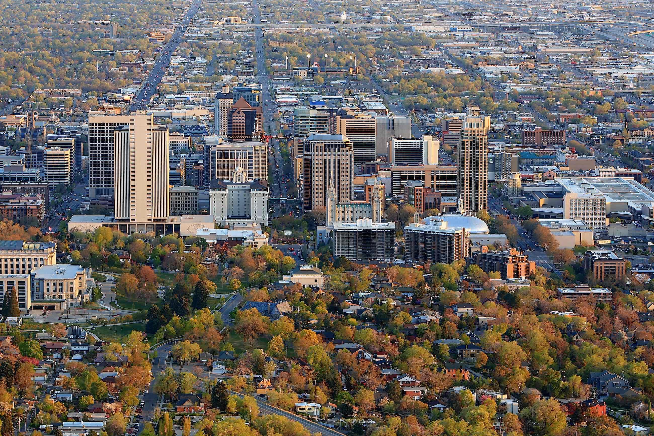 Downtown Salt Lake City real estate market
