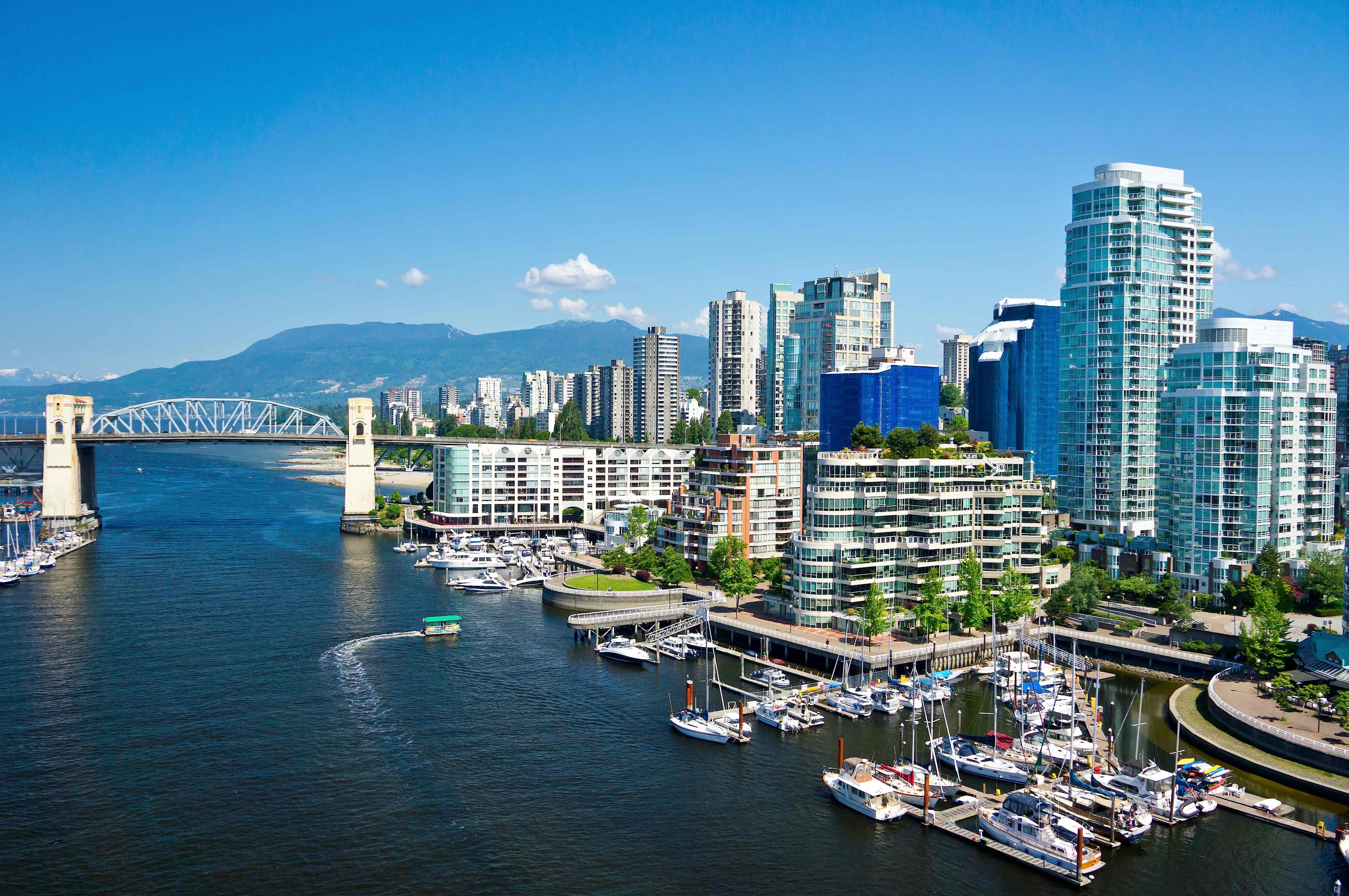 Vancouver real estate waterfront