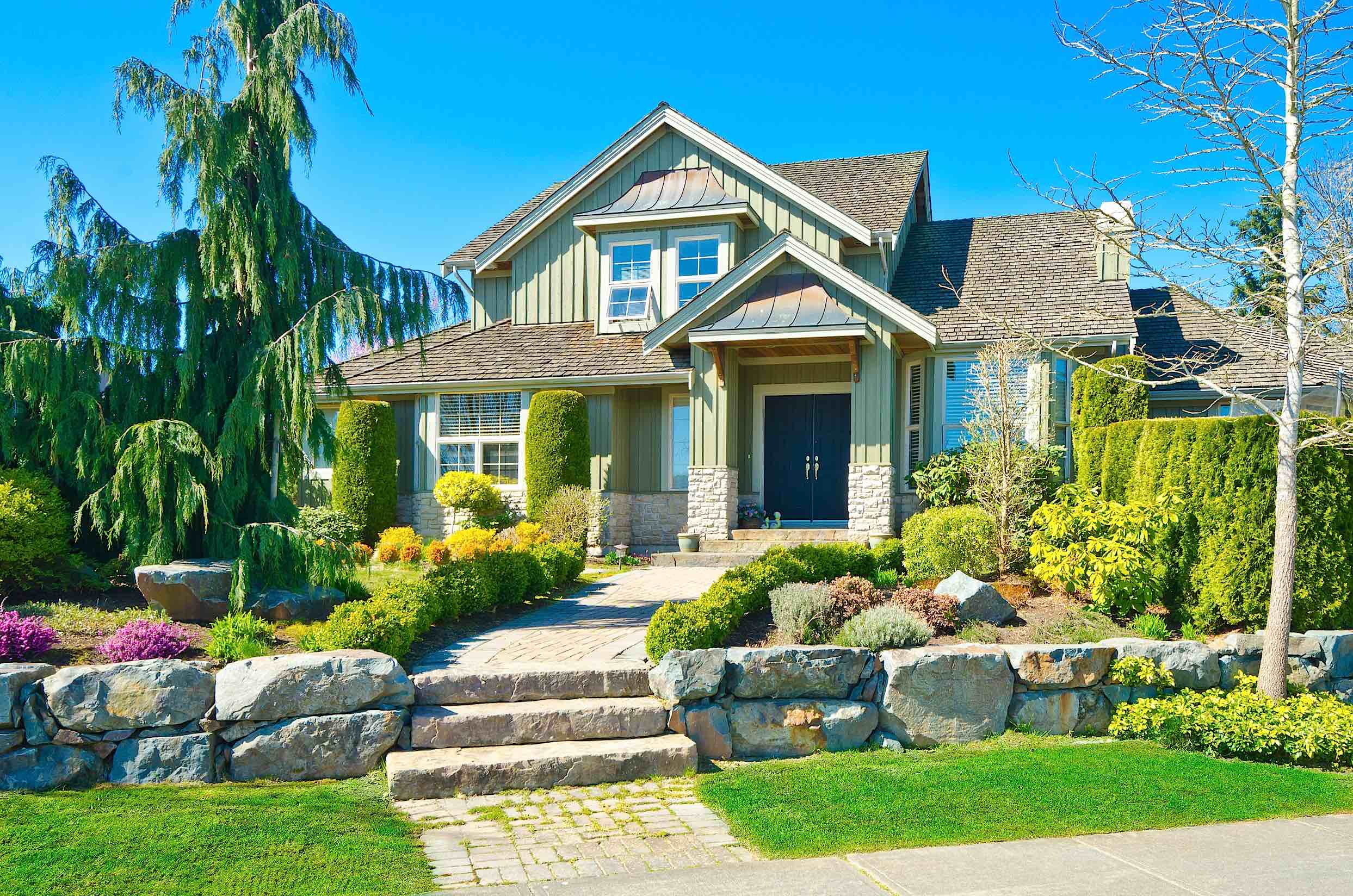 Easy Tricks To Improve Your Home 39 S Curb Appeal