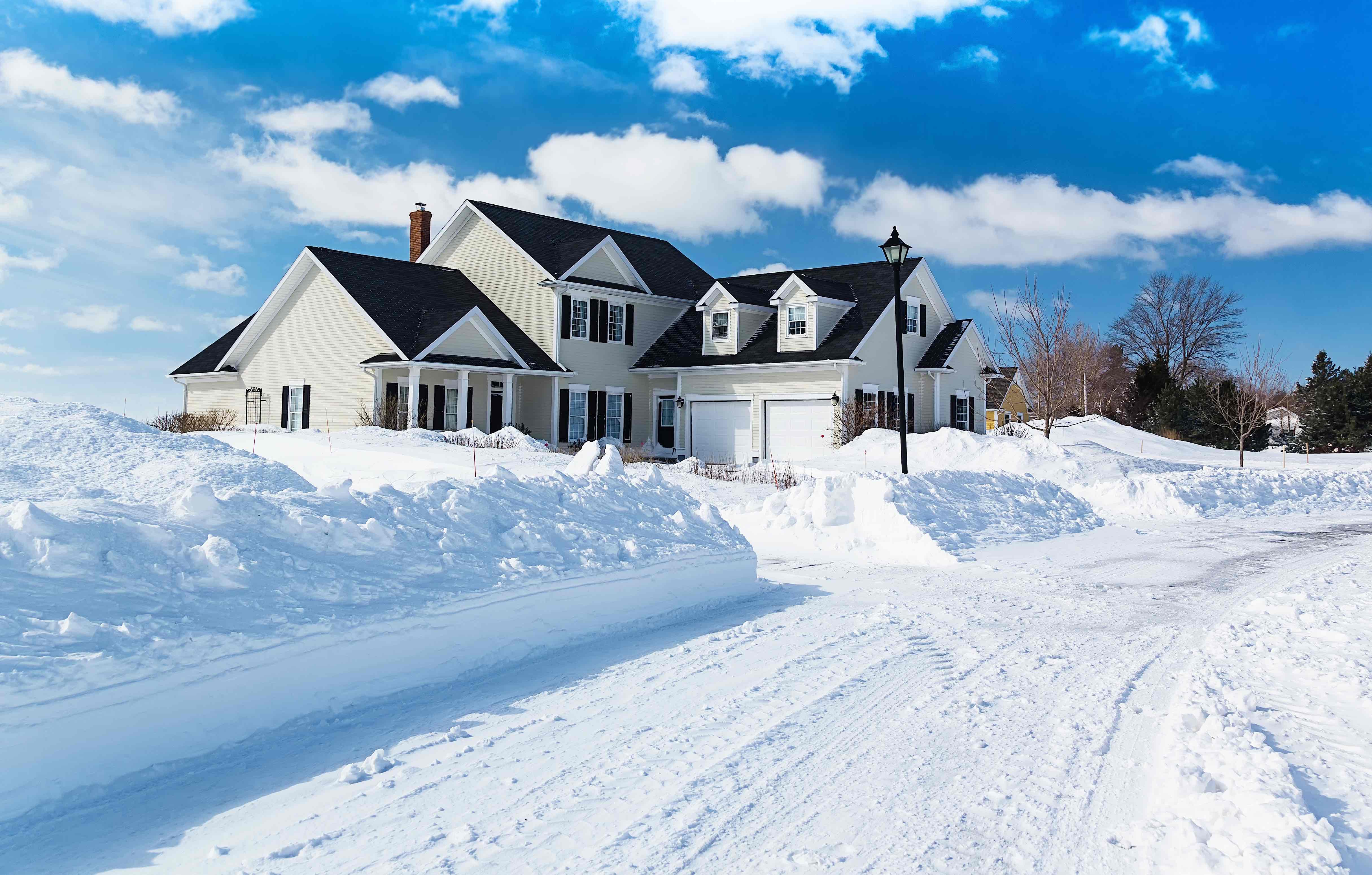 7 simple ways to winterize your home this fall - What temperature to keep house in winter ...