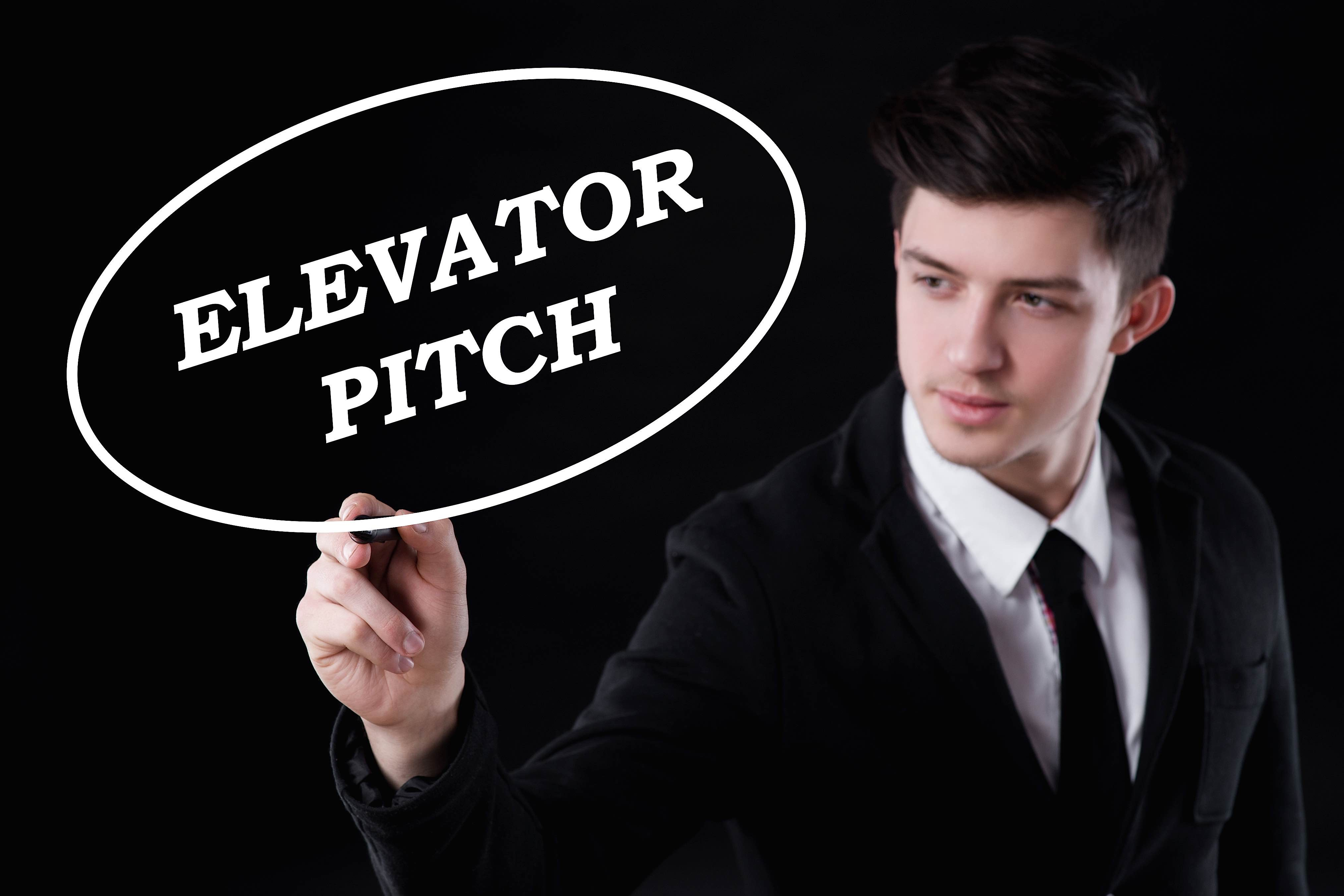 Networking elevator pitch