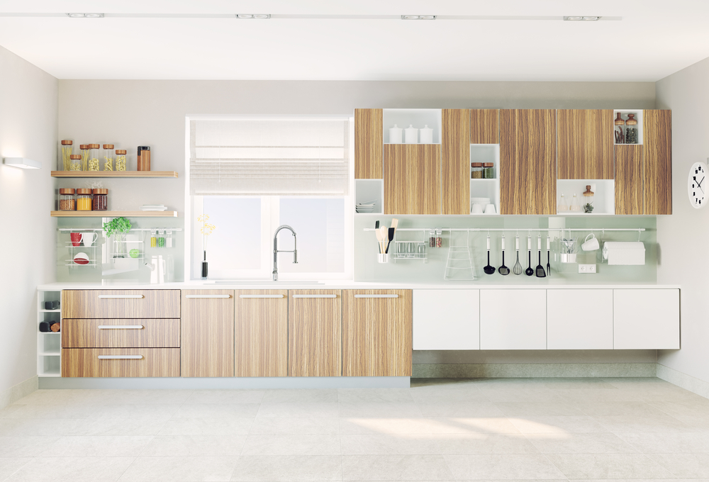 STREAMLINED CABINETS