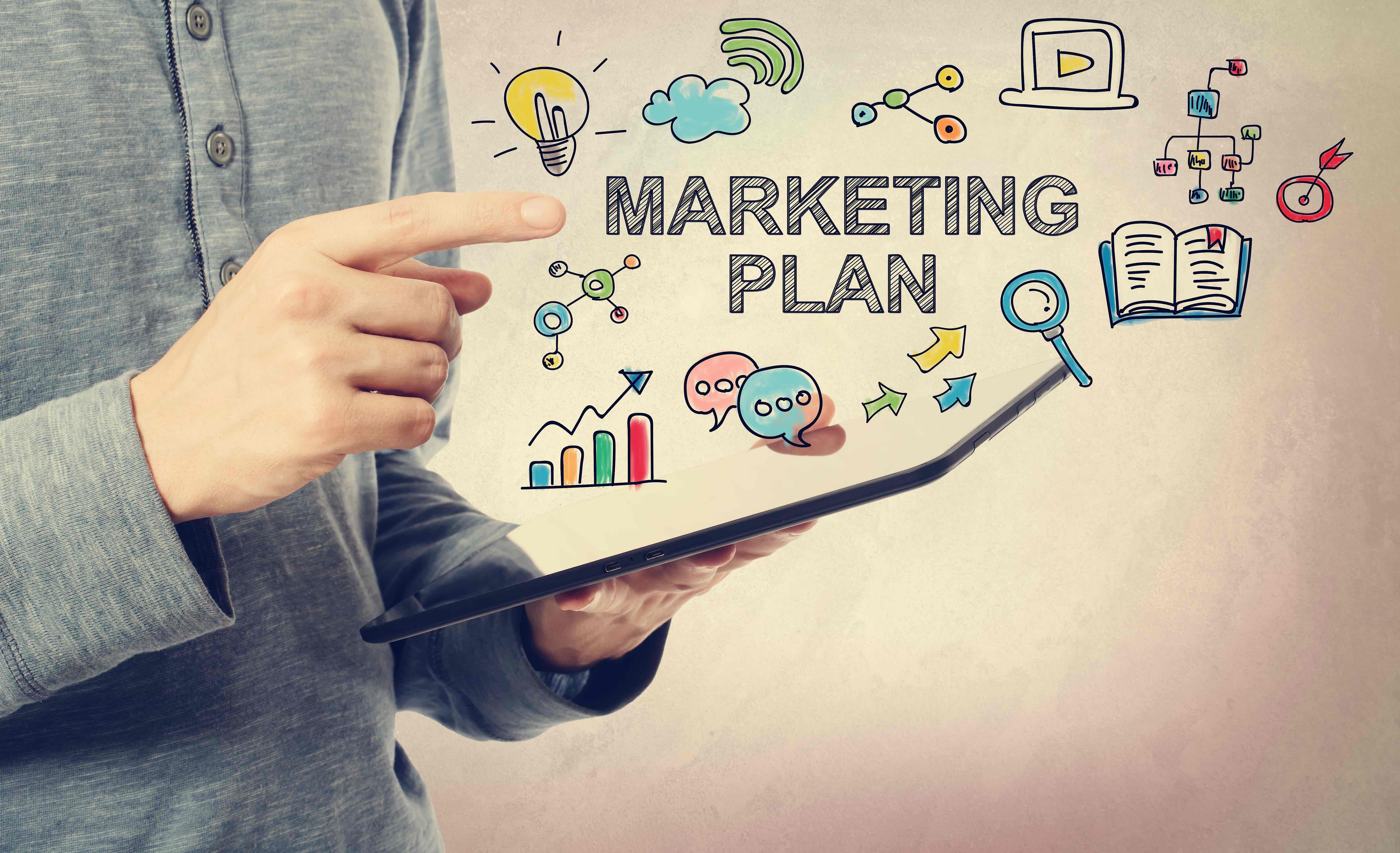 Marketing strategy resolutions