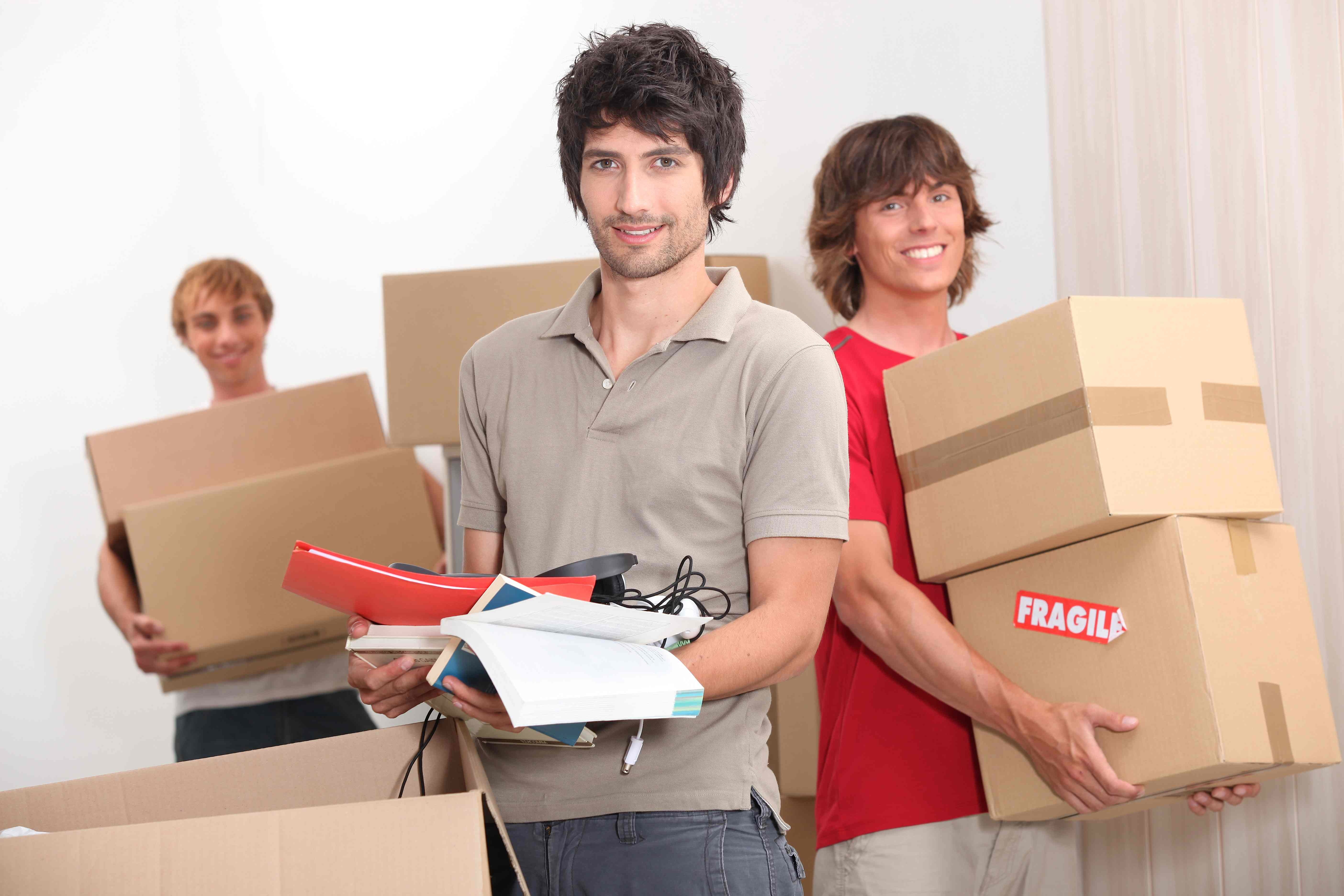 the pros and cons of moving out of your family home