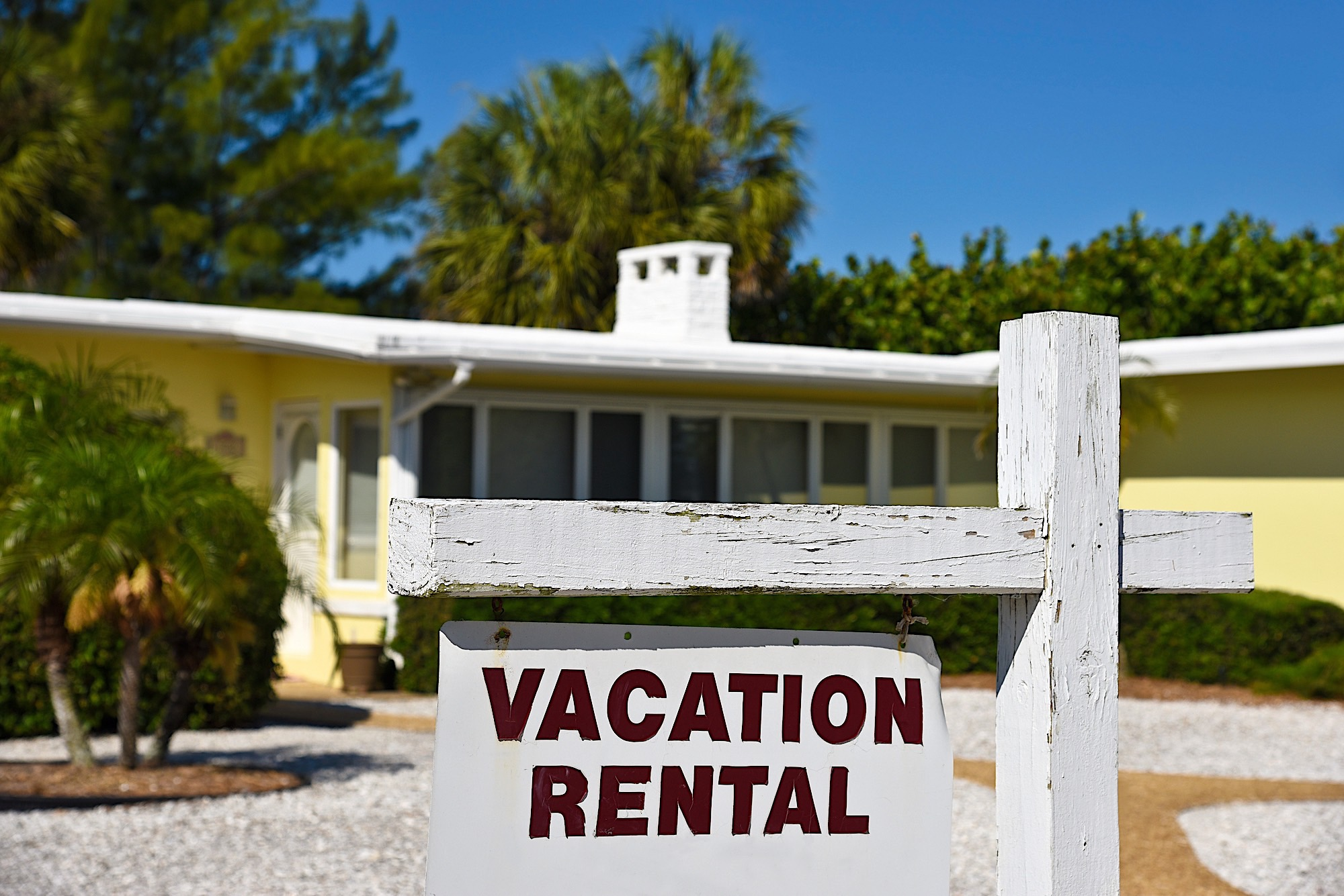 Vacation rental property