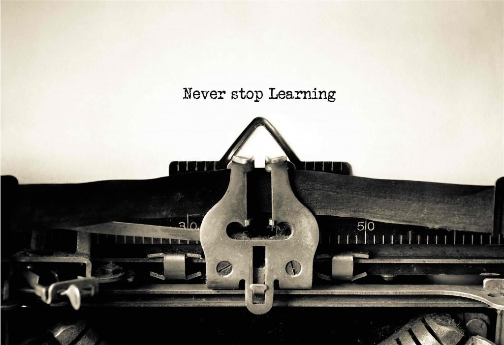 entrepreneur never stop learning