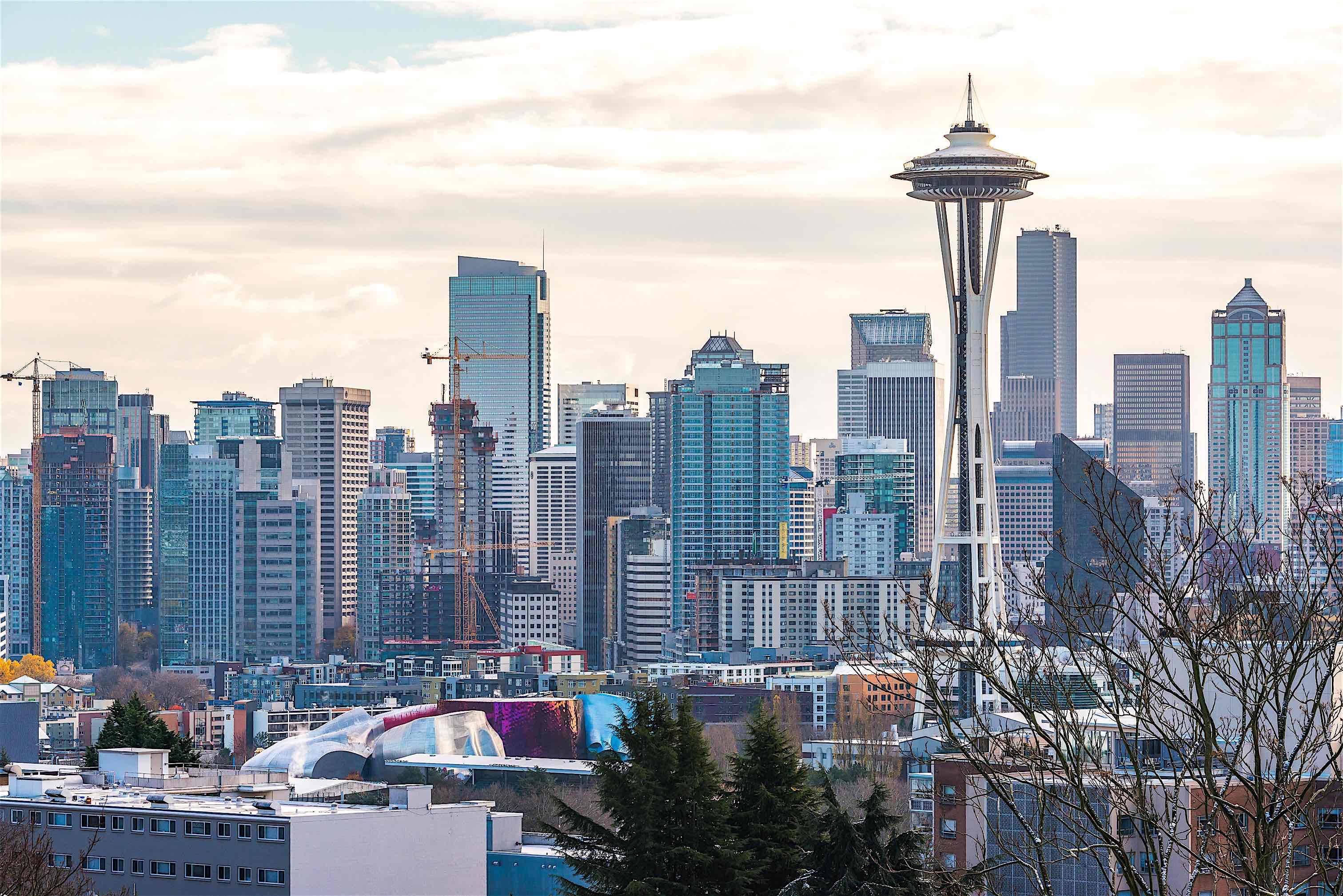 4.) Seattle, WA