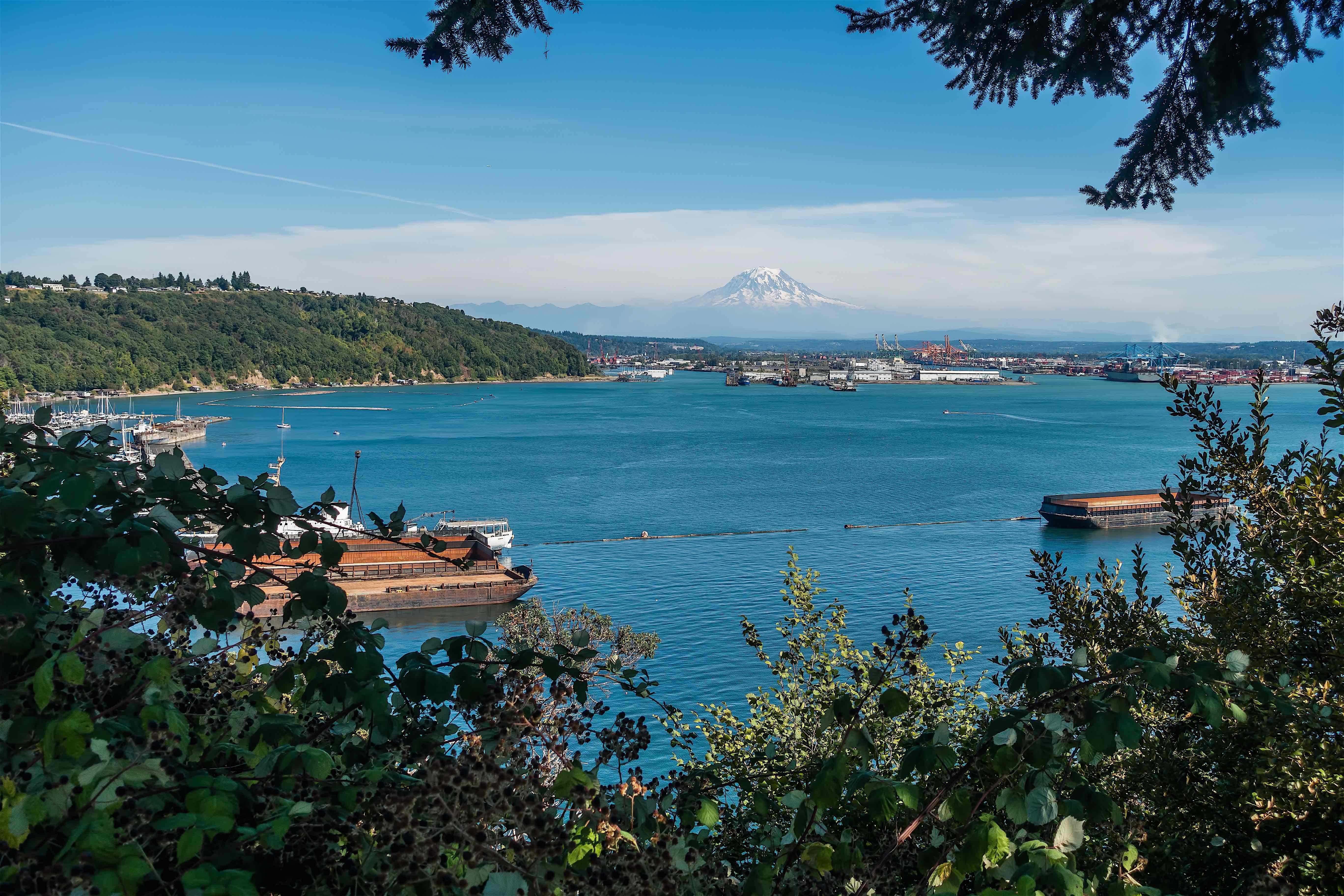 6.) Tacoma, WA
