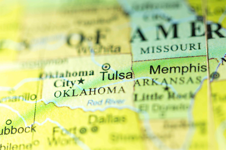 3.) Tulsa, OK