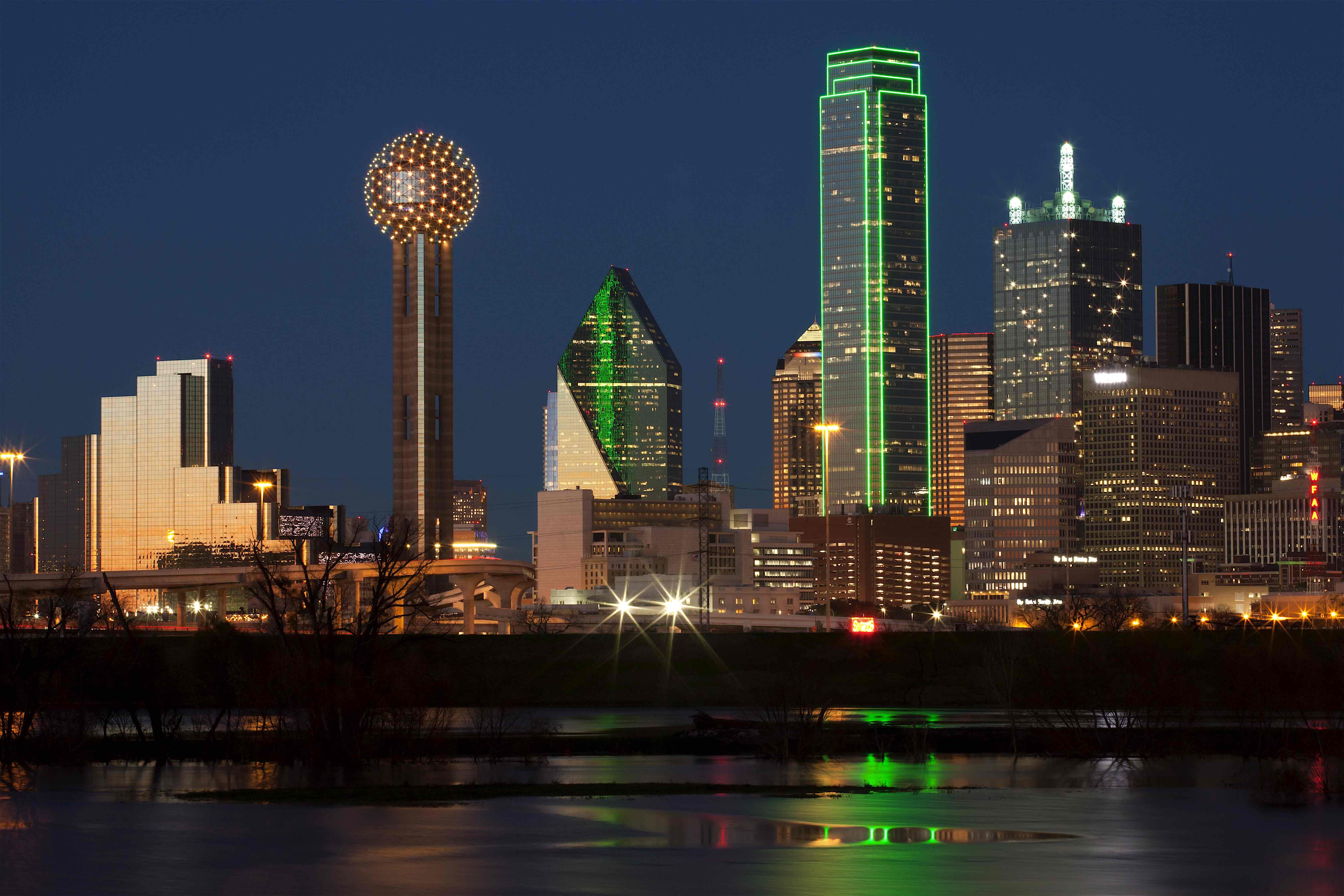 9.) Dallas, TX