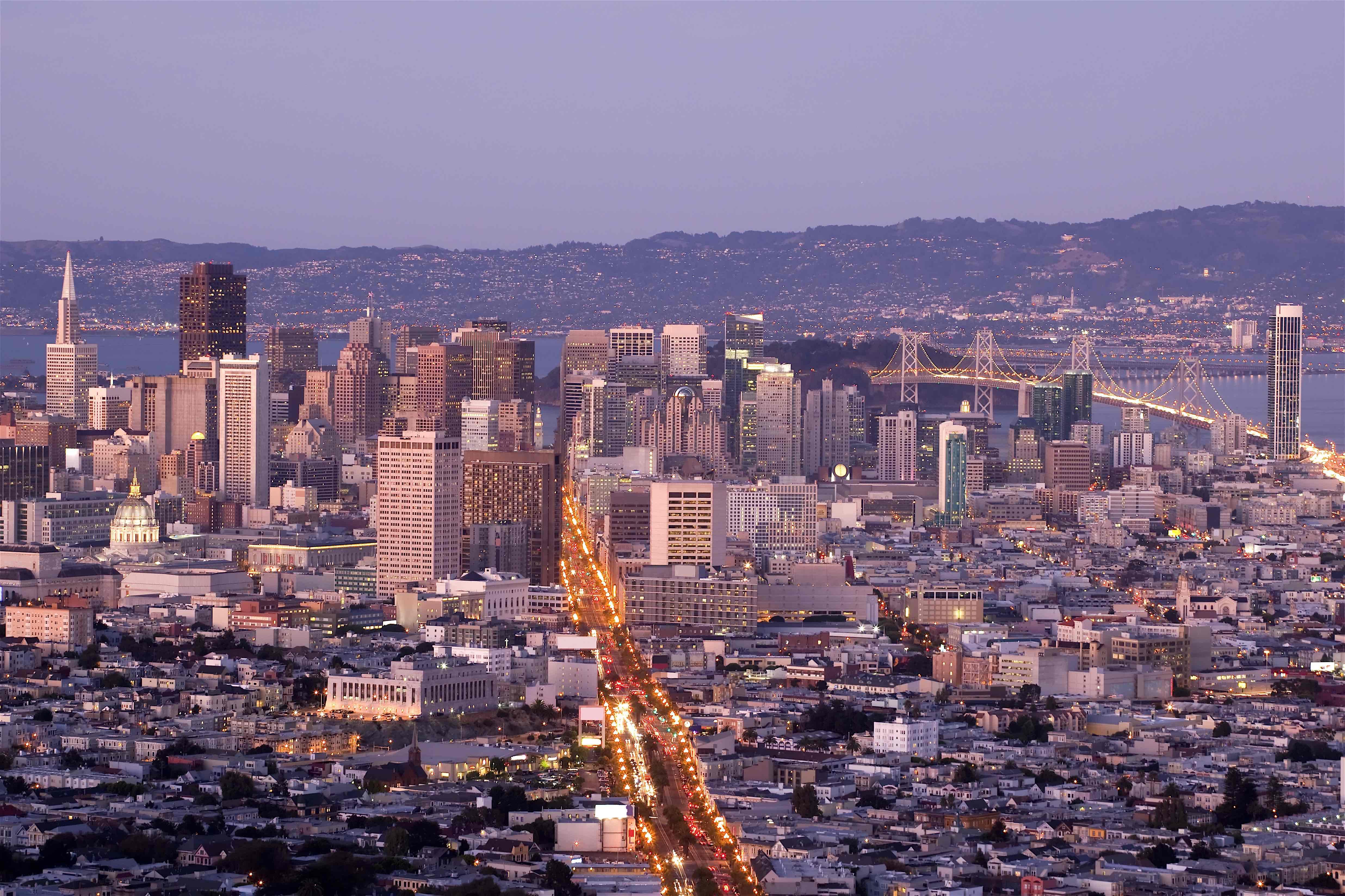 2.) Oakland, CA