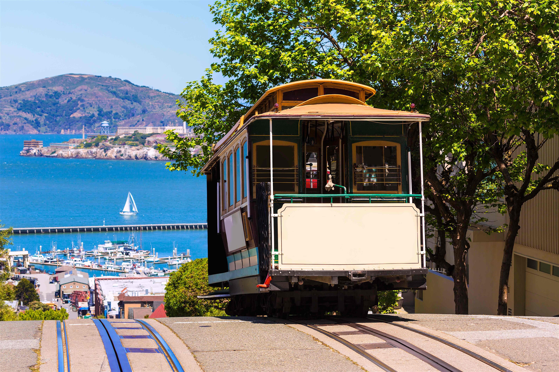 3.) San Francisco, CA