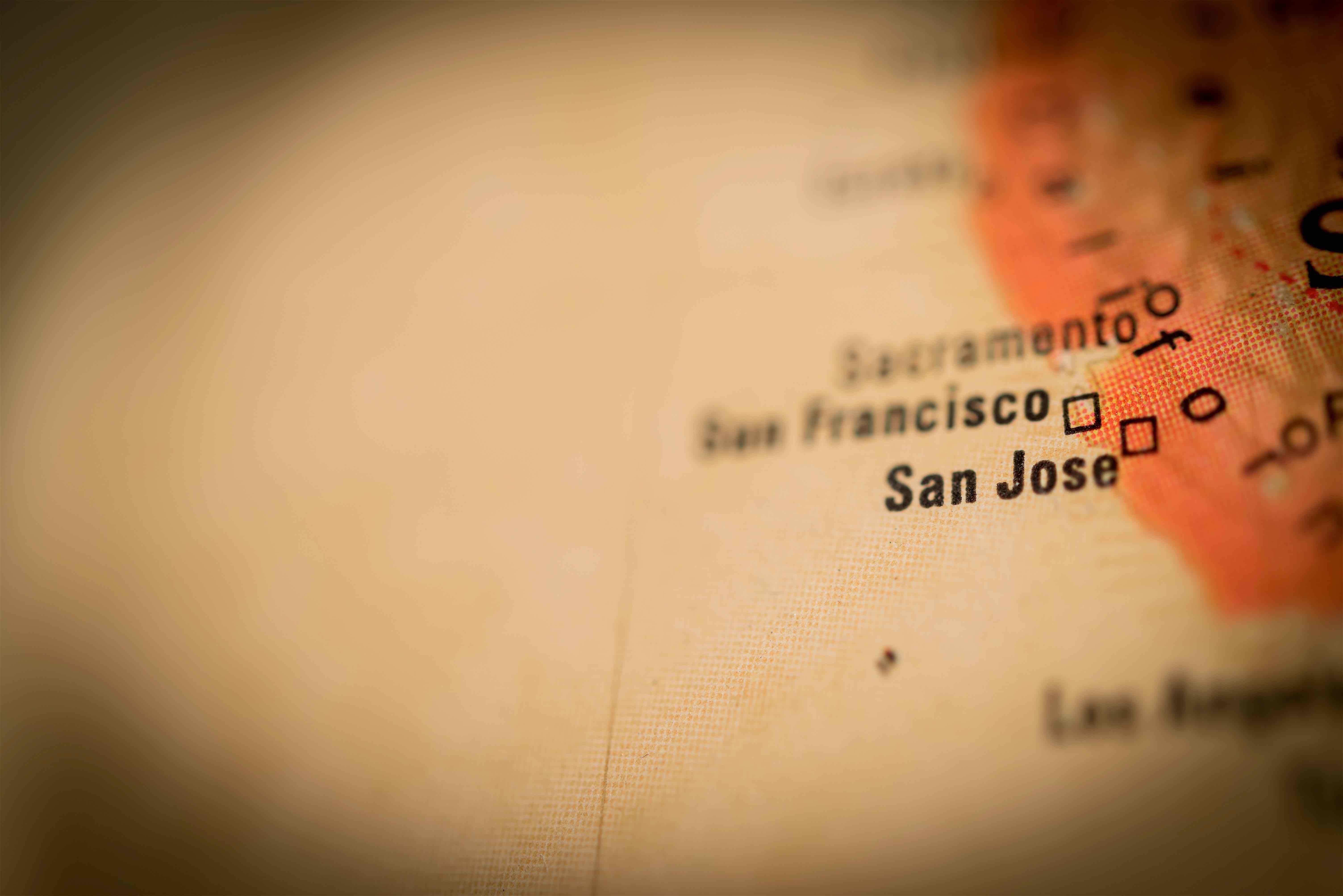 1.) San Jose, CA