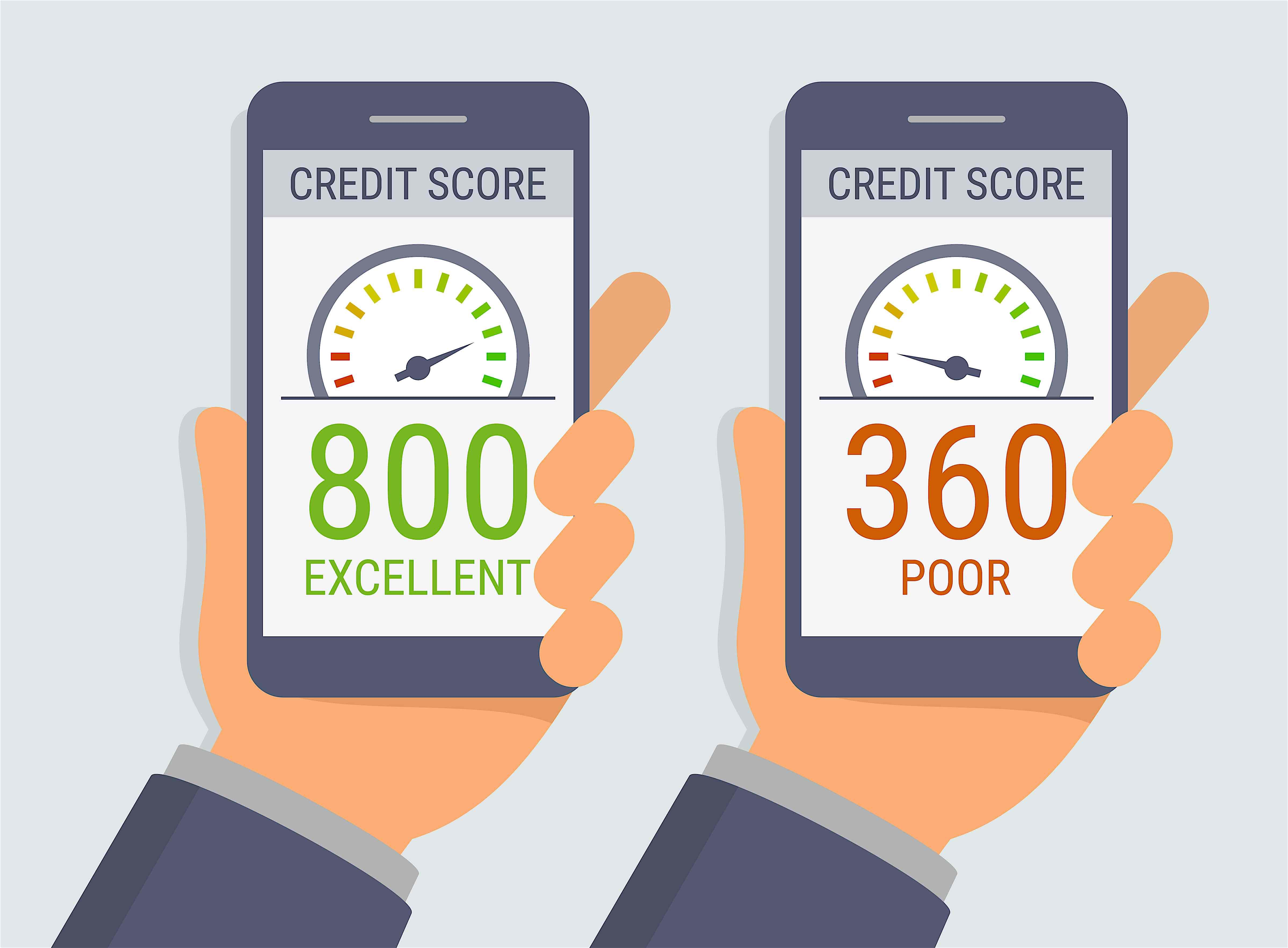 3 Ways to Improve Your Credit Score - The Finance Genie