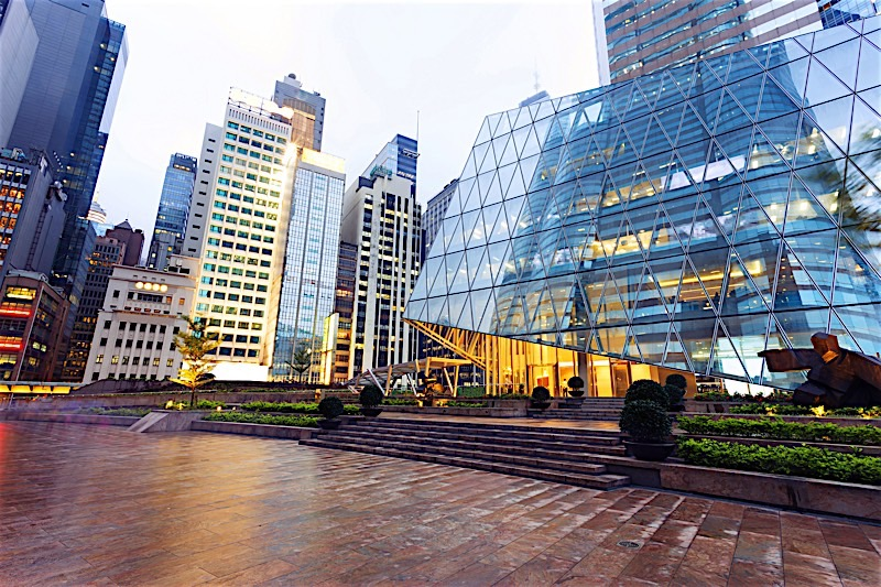 Commercial Property Building : Today s commercial real estate market trends