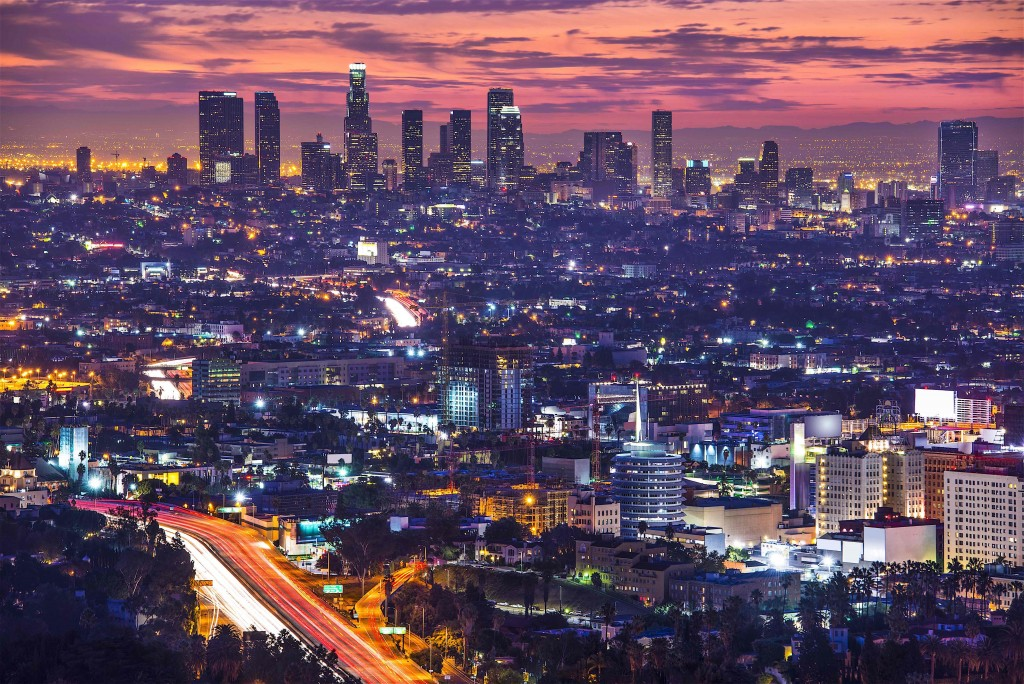 Los Angeles real estate market summary