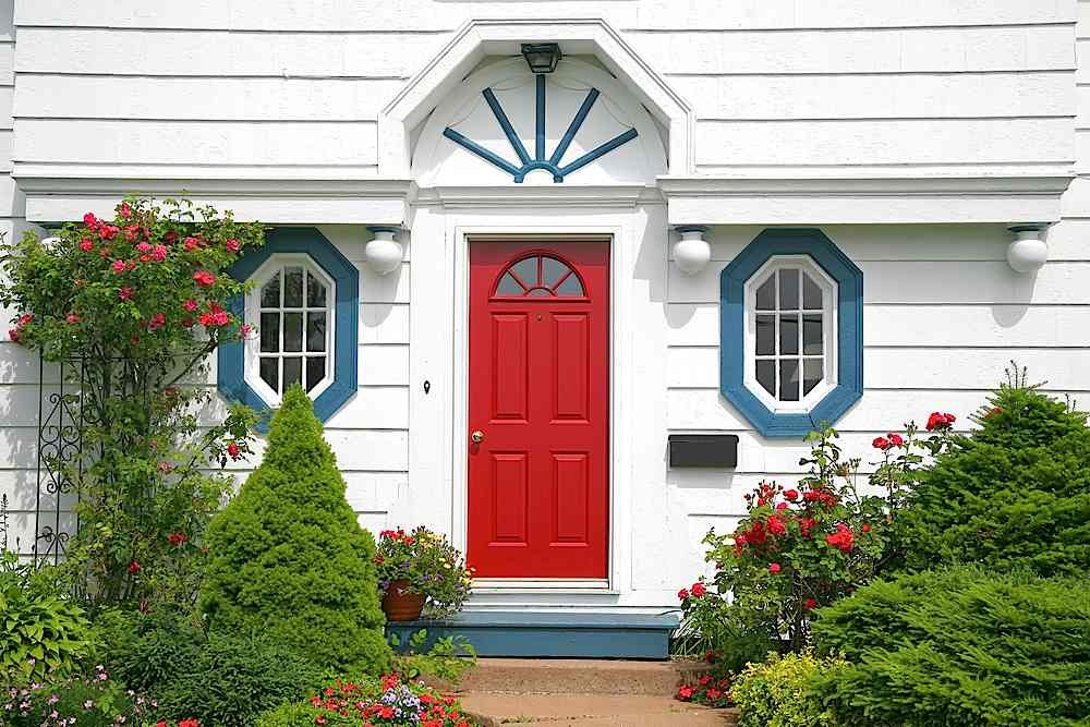 Unique Front Door