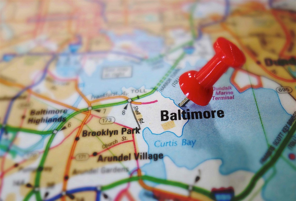 Baltimore real estate investment