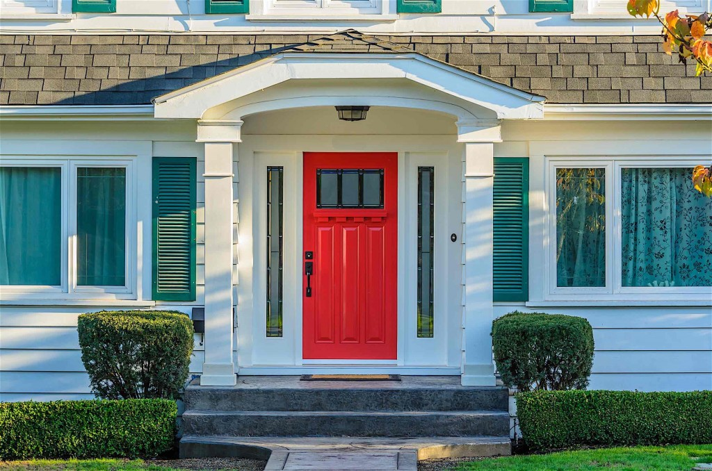Curb appeal trends