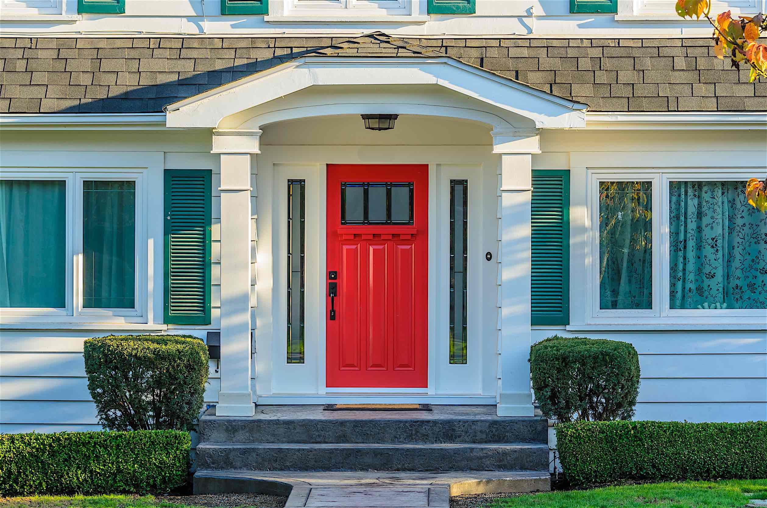 The best summer curb appeal trends of 2016 Curb appeal doors