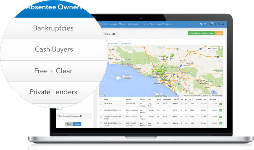 Realeflow real estate investing app