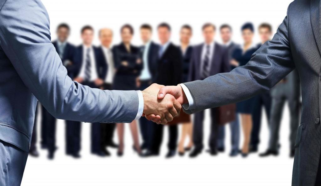 business paertnership