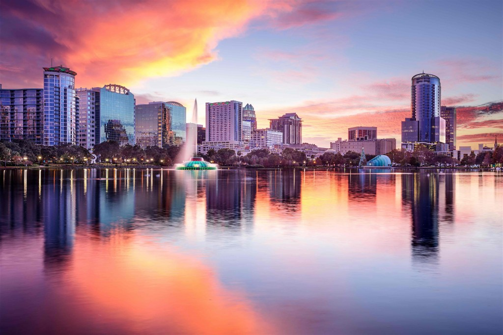 Orlando real estate investments