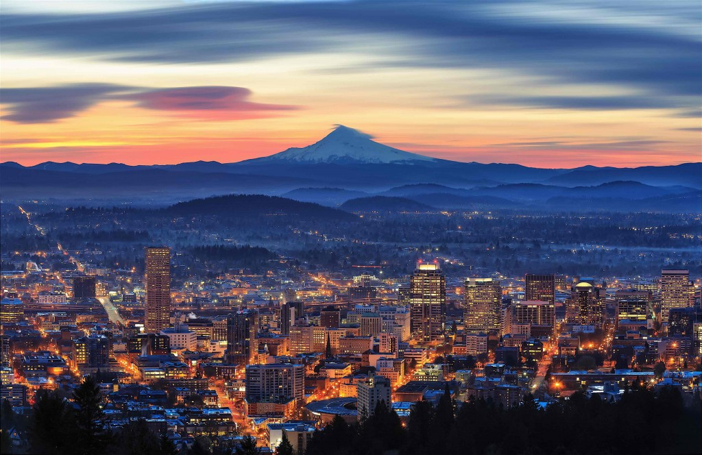 Portland or real estate market trends 2016 for Porte and or