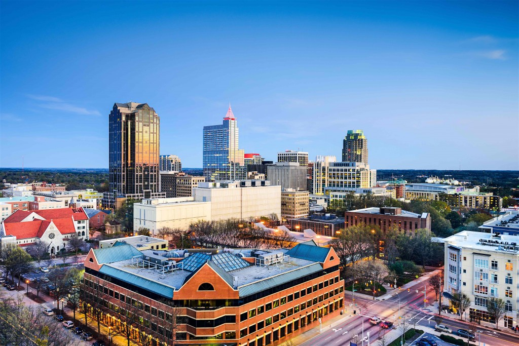 Raleigh real estate investing
