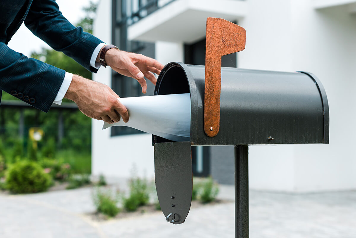 real estate direct mail examples