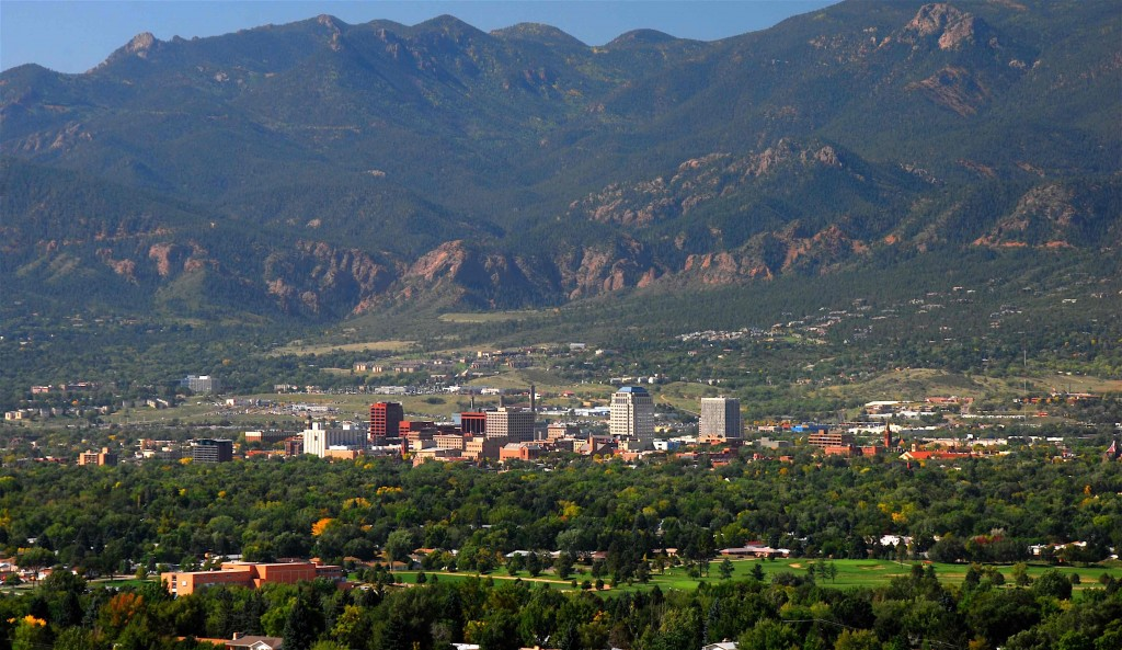 Colorado Springs real estate investments
