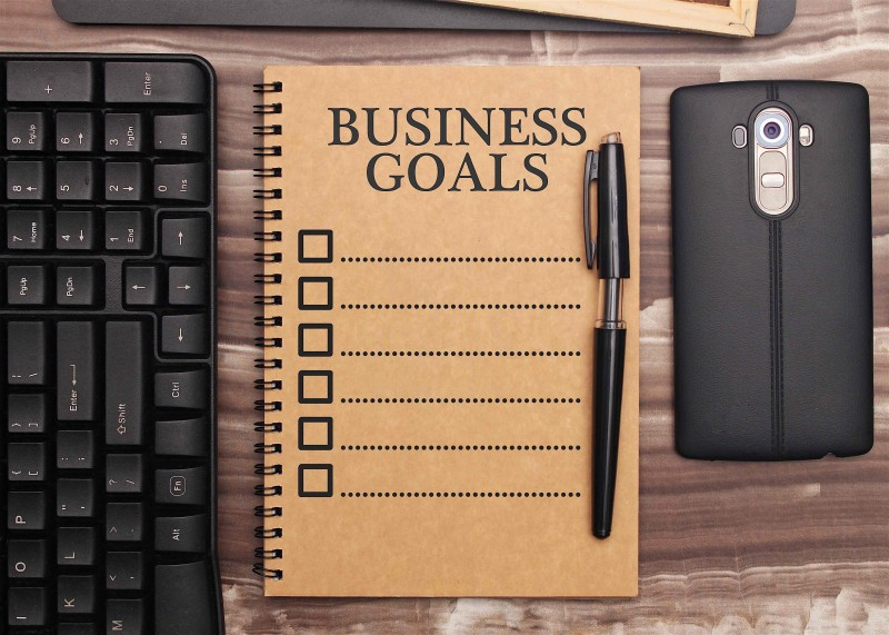 Real estate goal setting