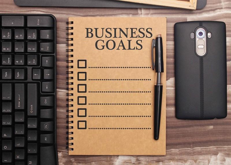 Real estate goal setting