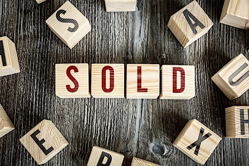 Buying auctioned homes
